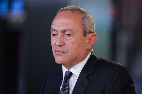 OCI's Chief Executive Officer Nassef Sawiris