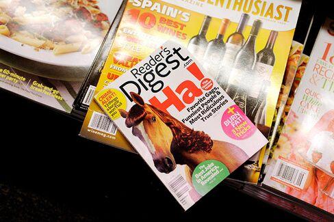 'Reader's Digest': Dealmaking Indigestion
