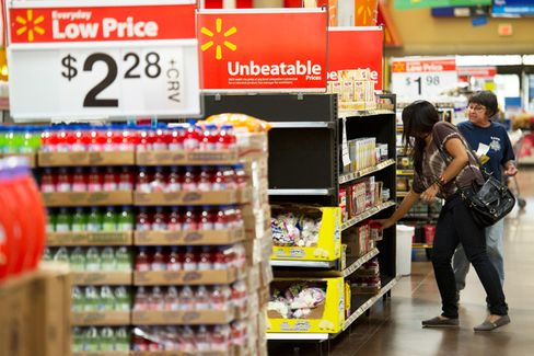 Water Wins Wal-Mart's New Product Contest