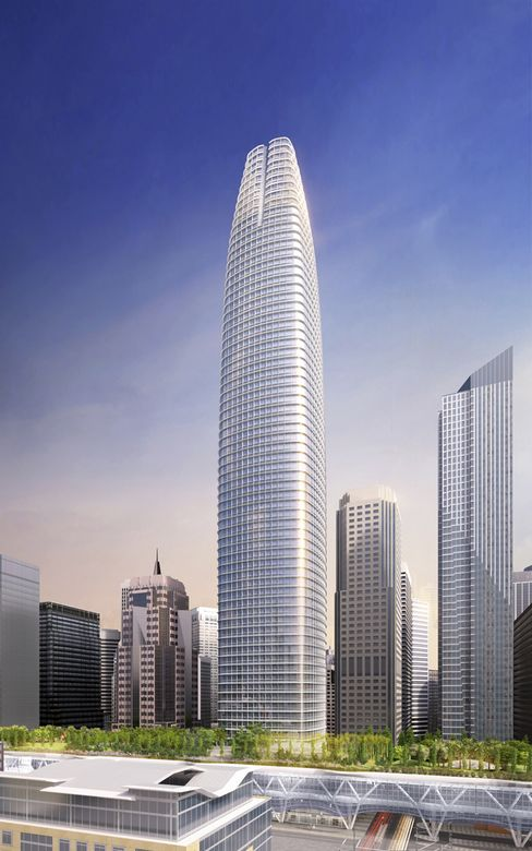 Boston Properties Joins Hines for Tallest San Francisco Tower
