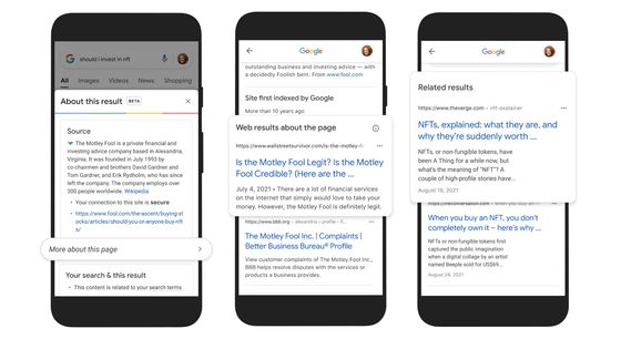 Google Adds Context to Search Results to Combat Misinformation