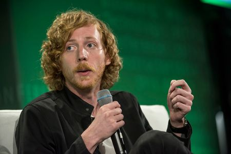 Chris Wanstrath, co-founder and chief executive officer at GitHub Inc., speaks during the 2015 Bloomberg Technology Conference in San Francisco, California, U.S., on Tuesday, June 16, 2015. The conference gathers global business leaders, tech influencers, top investors and entrepreneurs to shine a spotlight on how coders and coding are transforming business and fueling disruption across all industries. Photographer: David Paul Morris/Bloomberg *** Local Caption *** Chris Wanstrath