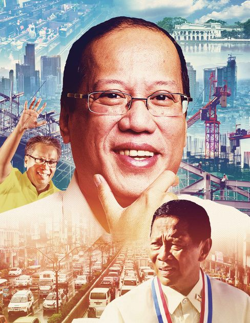 The Philippines has notched the fastest growth since the 1970s and avoided the emerging-markets meltdown. Can the next president keep the momentum going?