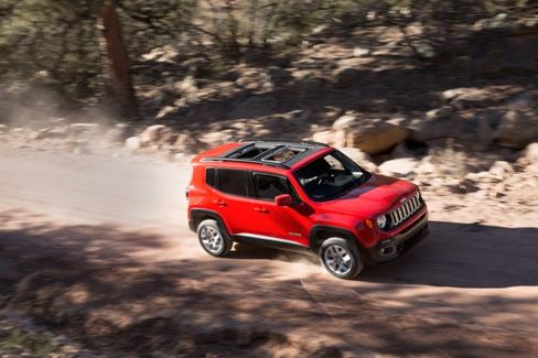 Minicars, Baby SUVs Reflect Automakers' Cautious Optimism in Europe