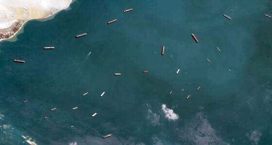 Caterpillar Facing Shipment Delays Due to Suez Blockage