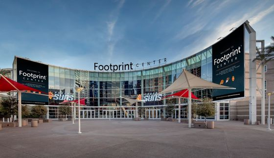 Phoenix Suns Go Biodegradable With Naming-Rights Deal for Arena