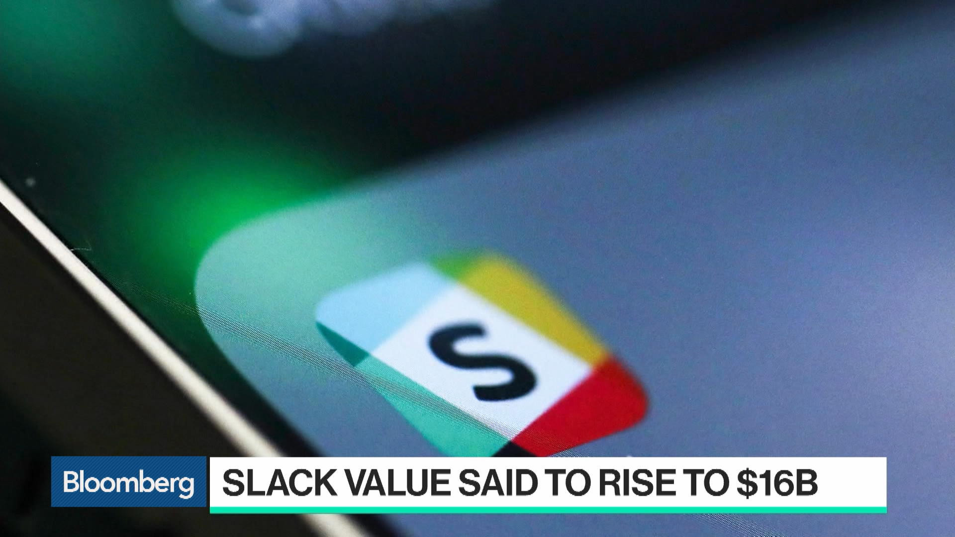 Slack Gives Morgan Stanley Market Maker Adviser Role - Bloomberg