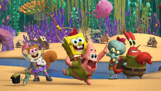SpongeBob's Meme Empire Put to the Test With Paramount+ Debut
