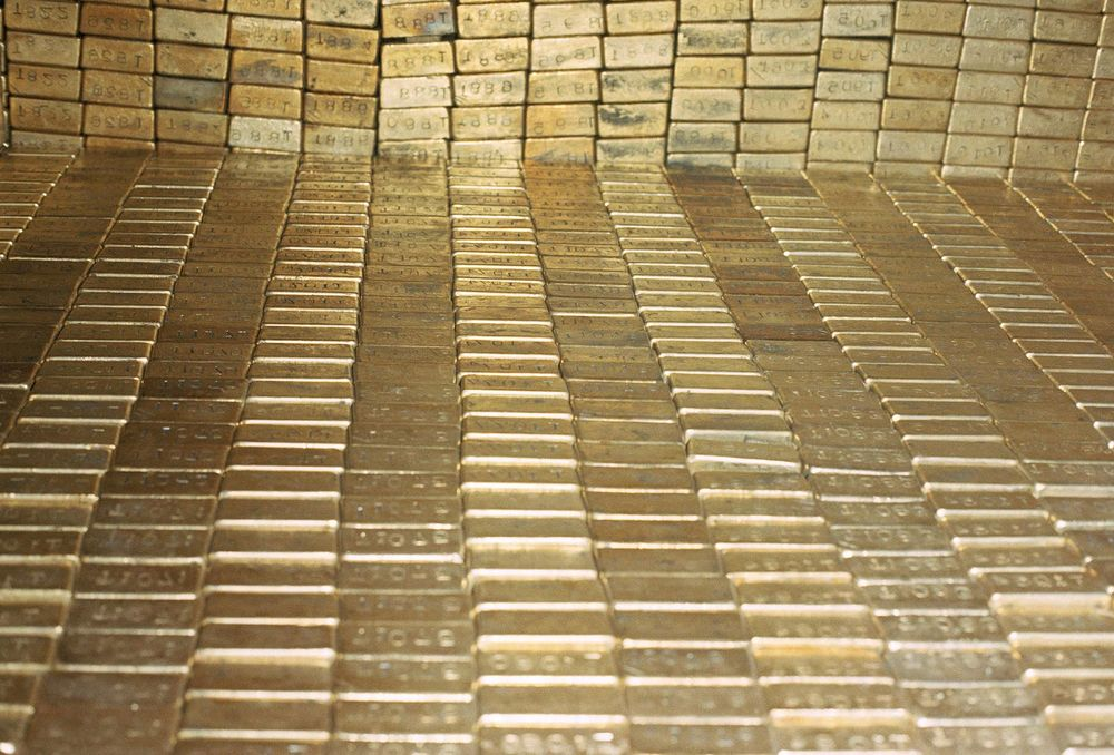 Mnuchin's Fort Knox Quip: 'I Assume the Gold Is Still There
