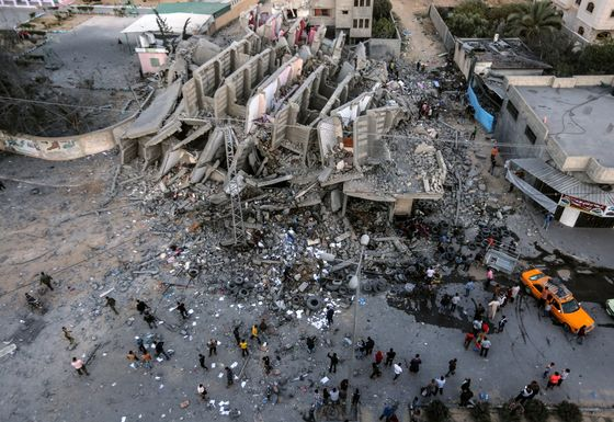 Israel, Gaza Silence Guns After Harshest Fighting Since 2014