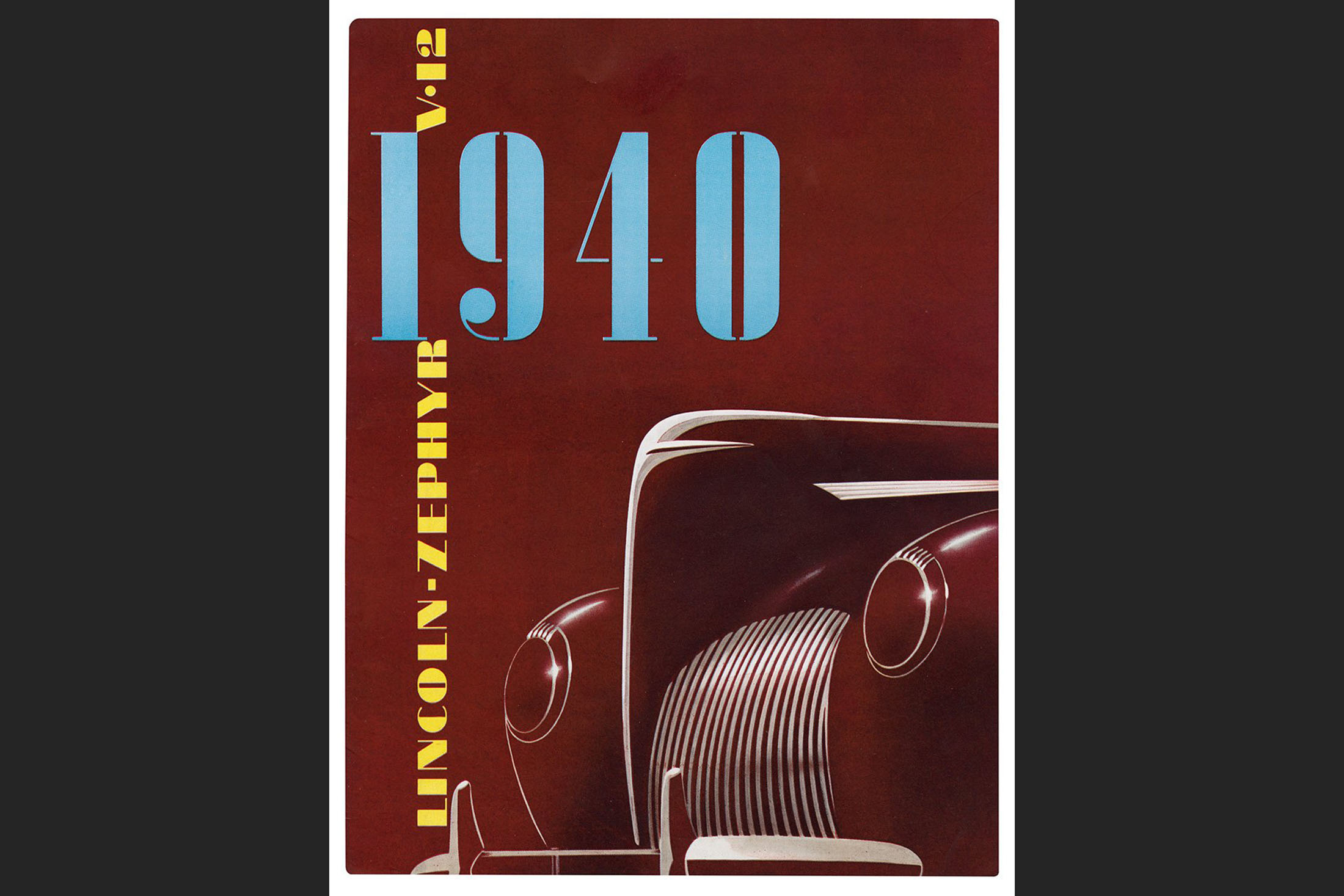 Lincoln-Zephyr, 1940