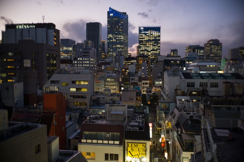 Pandemic Places Tokyo Under State of Emergency