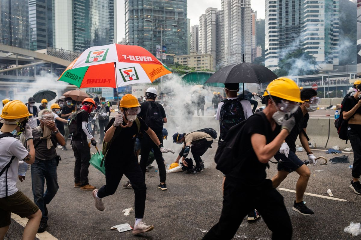 Telegram Traces Massive Cyber Attack to China During Hong Kong Protests