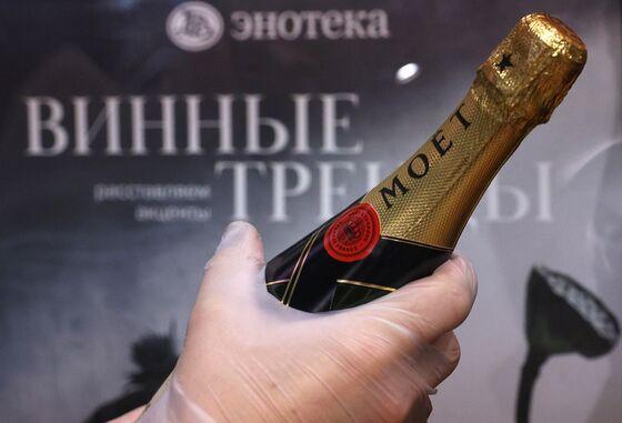 French Champagne Makers End Russia Boycott Despite Label Law