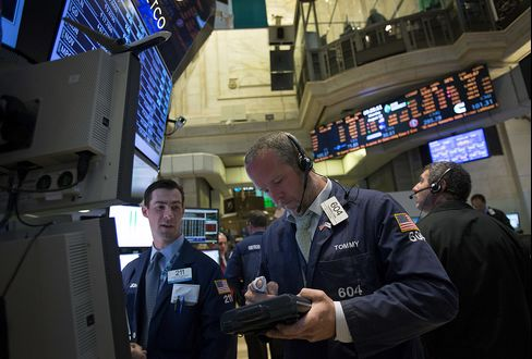 Stocks Retreat After Rally While Treasuries Gain
