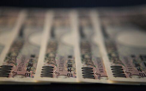 Yen Falls Against Euro