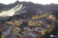 relates to North Korea Opens Mountain Spa, Ski Resort in Tourism Push