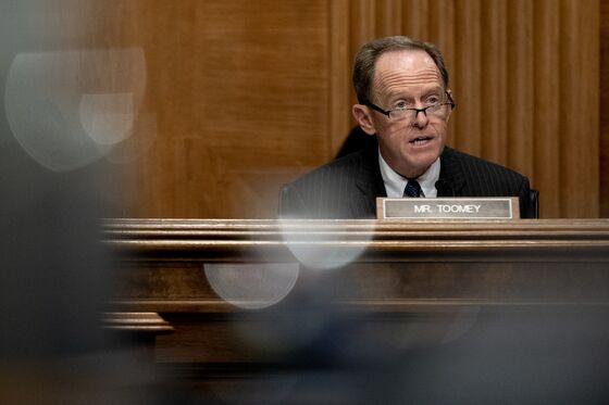 GOP Senator Escalates Fight Against Pick to Lead Bank Watchdog