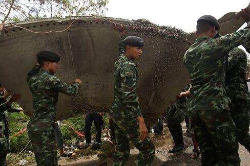 TOPSHOT-THAILAND-MALAYSIA-AVIATION-MH370