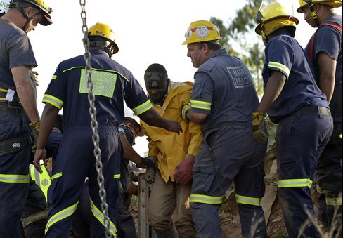 South Africa Mine Rescue