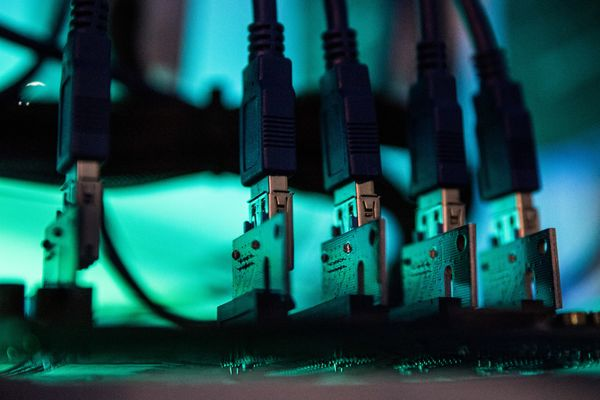 Cryptocurrency Mining As Bitcoin Slides Amid Stocks Rout