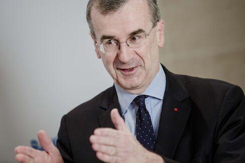 Francois Villeroy De Galhau
