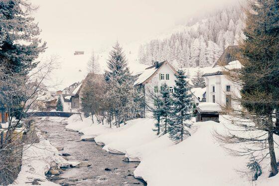 An Egyptian Billionaire Resurrected This Swiss Skiers' Paradise