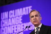 Launch Of COP26 Private Finance Agenda