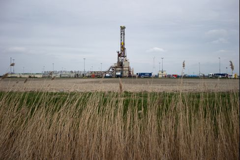 NAM's Loppersum Gas Extraction Site