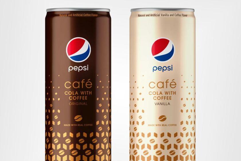 relates to 「ペプシカフェ」、米で4月発売-カフェイン2倍のコーヒーコーラ