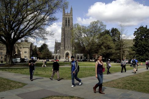 Duke Gets Final Approval for New Business Program in China