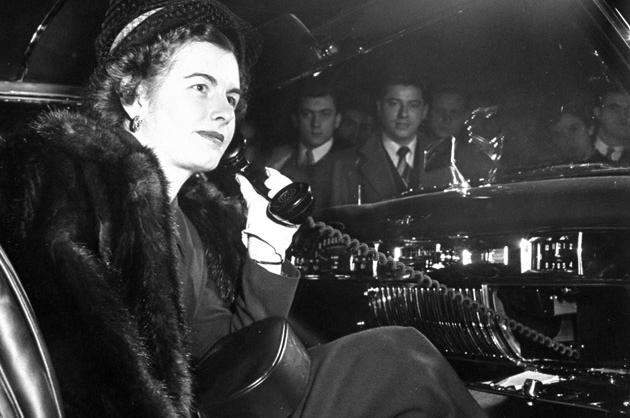 Car phone (1946)