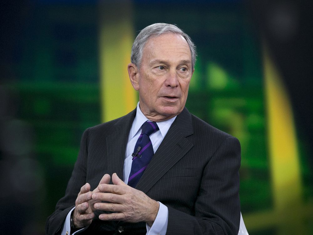 Michael Bloomberg Decides Agai...