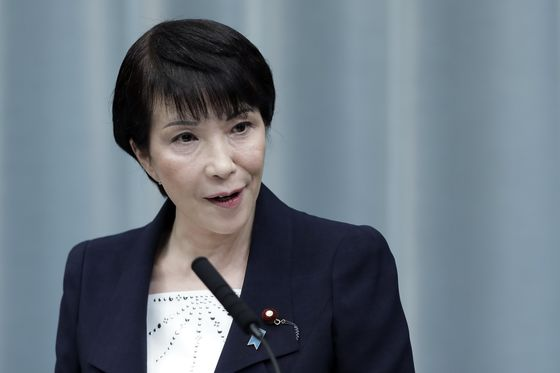 Here Are the Contenders to Be Japan's Next Prime Minister