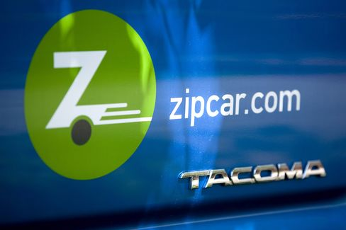 Zipcar Soars After Topping Analysts' Estimates: Boston Mover