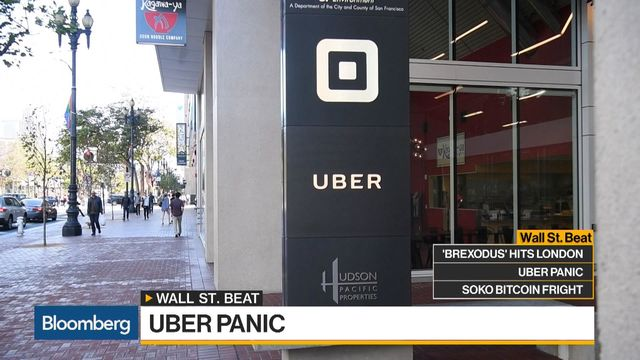 Uber Uses 'Ripley&apos in Times of Panic