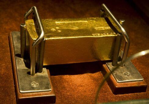 Gold Sales Slump at Australia's Perth Mint as Rout Deters Buyers