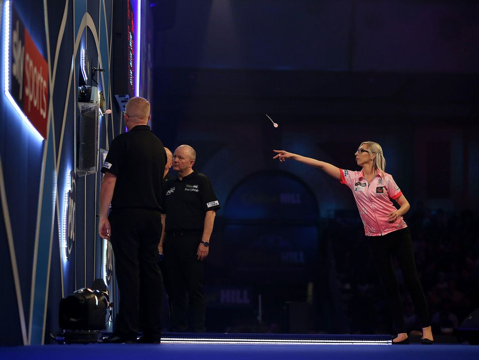 relates to Pro Darts Is Back, But Legions of Beer-Swilling Fans Must Wait