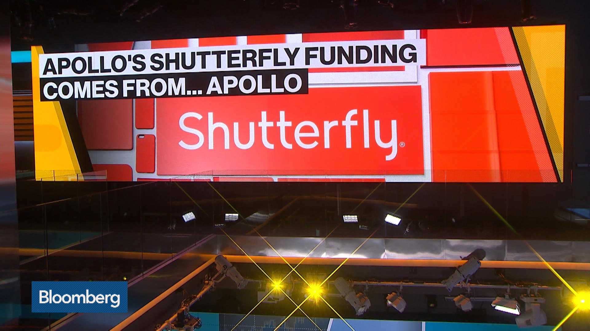Apollo Global Management Buys $300 Million in Bonds for Own Shutterfly LBO