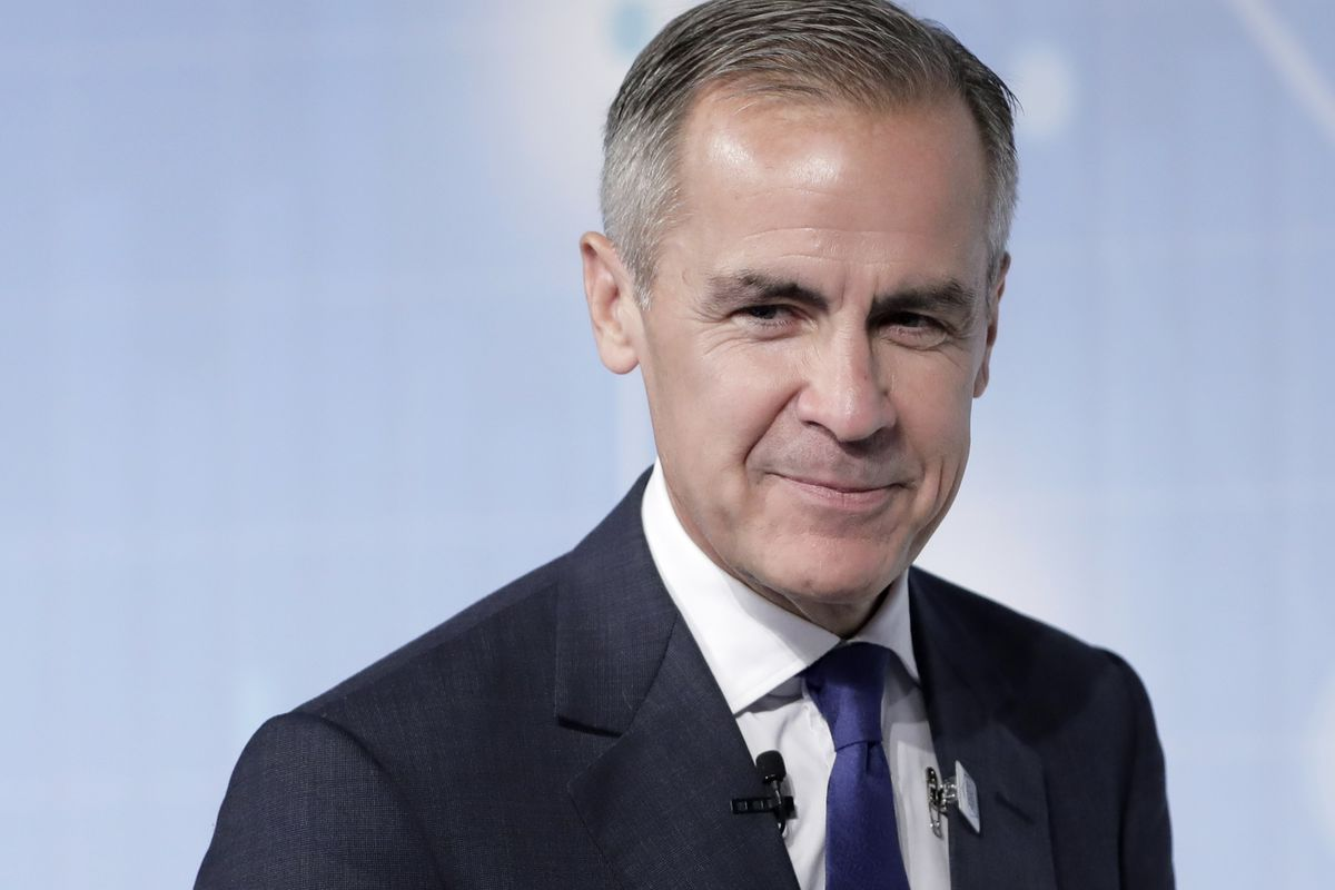 Mark Carney Joins Stripe Board Ahead of New Funding Round