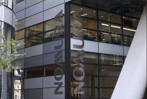 Nomura Said to Reorganize Global Finance Team in Asia ex-Japan