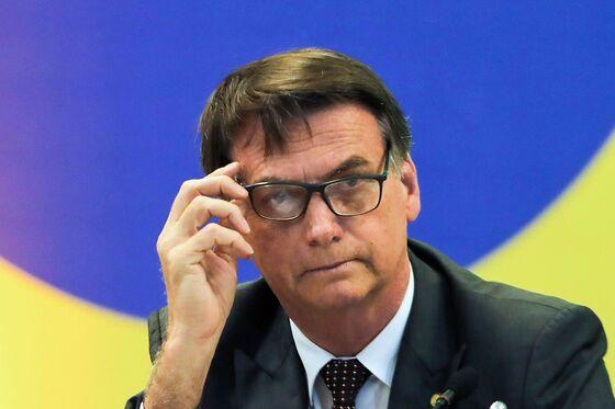Bolsonaro Seeks $30 Billion Brazil Oil Boon Where Others Failed