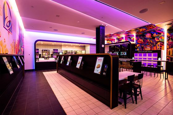 Taco Bell Opens Fully Digital Restaurant In NYC's Times Square