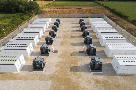Work Starts at U.K.'s Top Storage Project Using Tesla Batteries