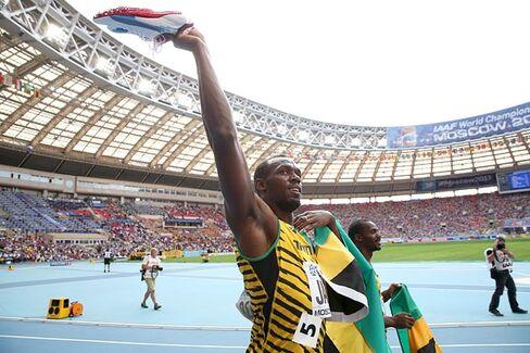 Puma Makes a Multimillion-Dollar Bet on a Slower Usain Bolt