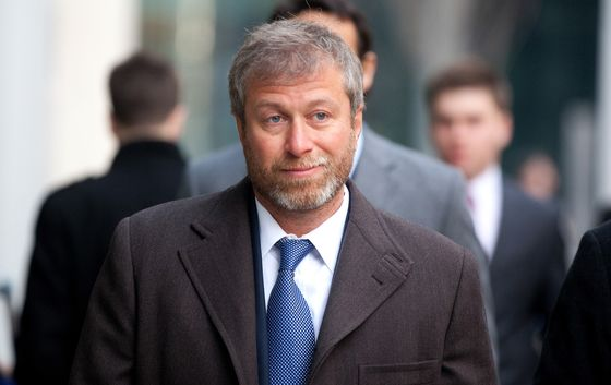 In Abramovich's World, $47,000 Buys a Square Meter of Space