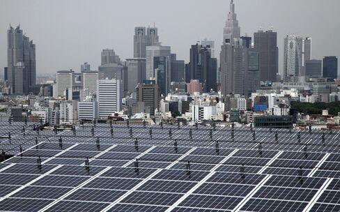 Solar Boom Heads to Japan Creating $9.6 Billion Market