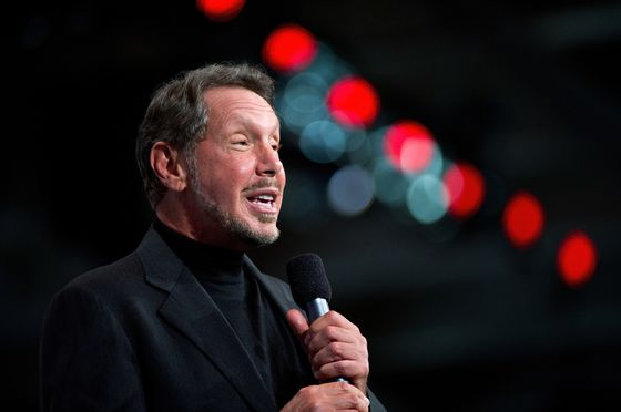 Oracle's Larry Ellison Discloses Tesla Stake, Sees 'A Lot of Upside'