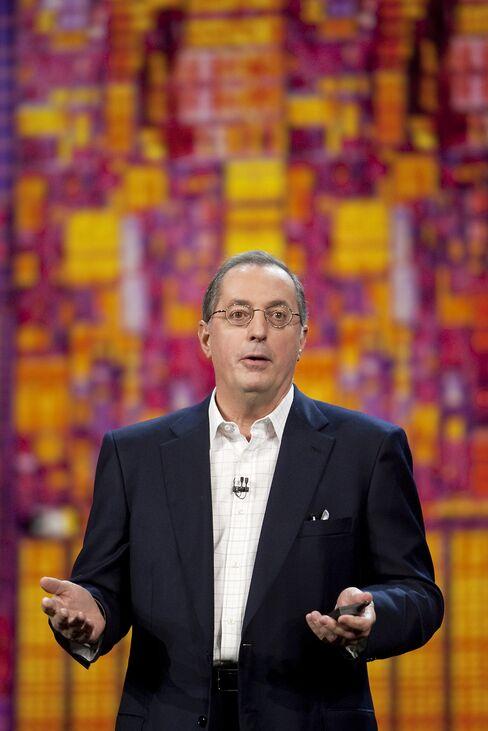 Intel Corp. CEO Paul Otellini
