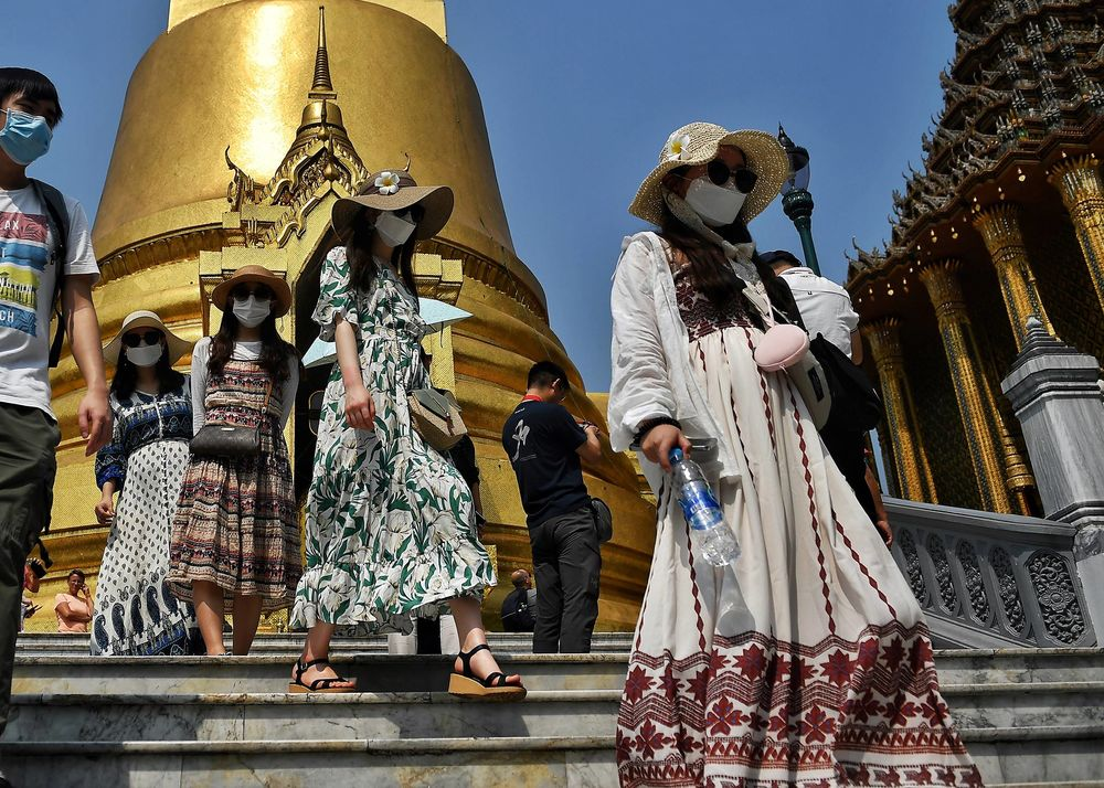Foreigners Avoid Thai Stocks With Fewer